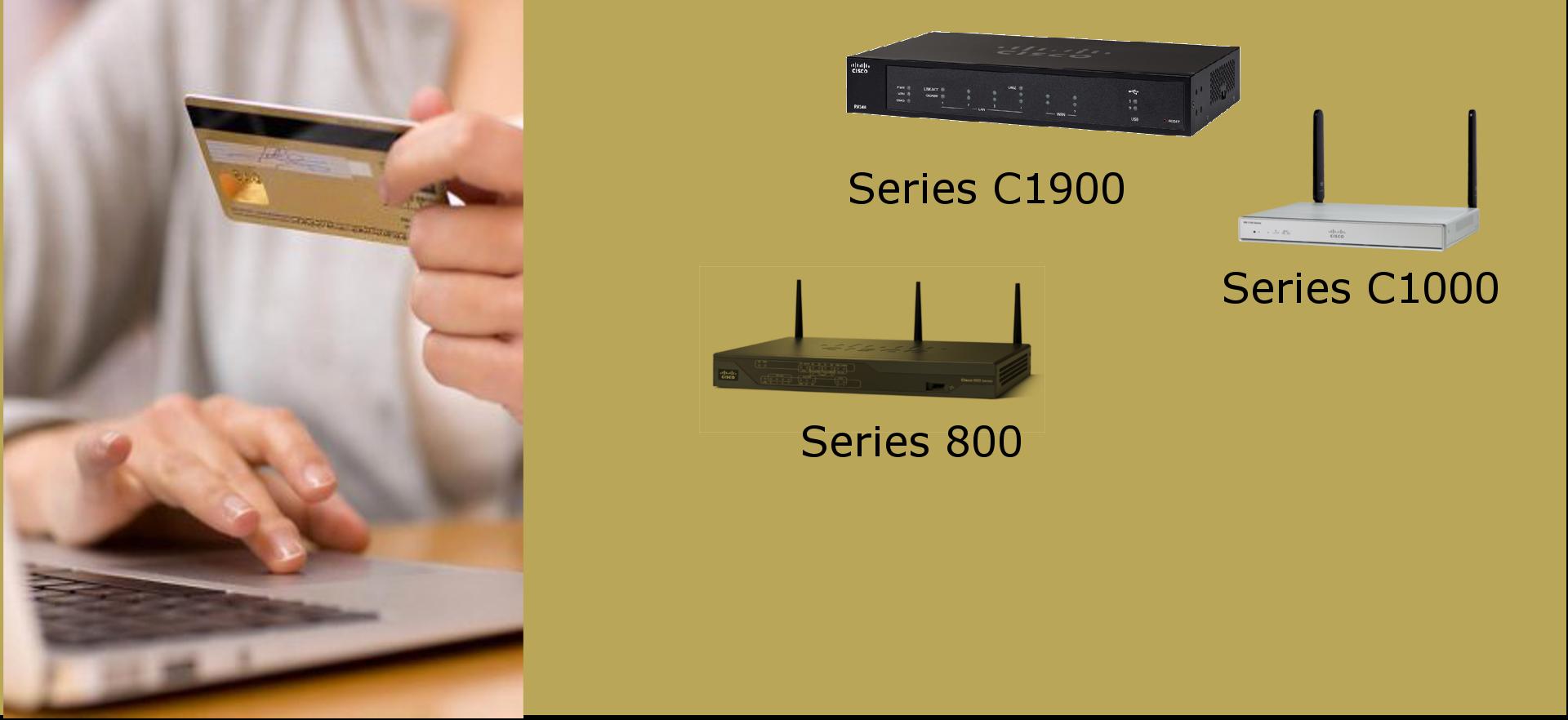 Tous les routeurs Cisco