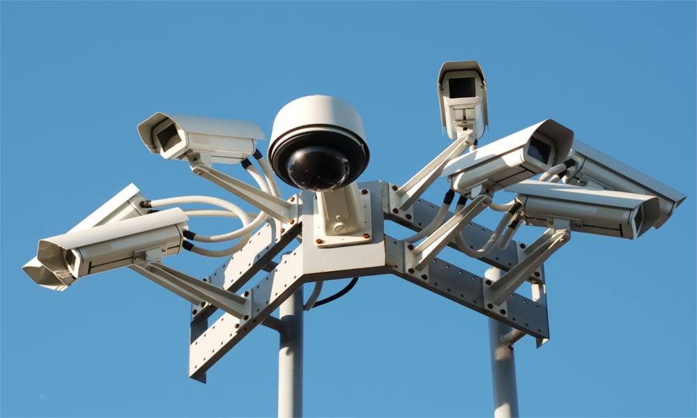 Toutes les cameras de surveillances